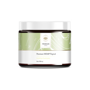 Premium Jane Hemp Eucalyptus